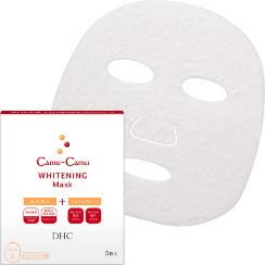 . Mặt nạ dưỡng trắng Camu DHC Camu-Camu Whitening Mask 5pc