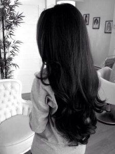 Mái tóc khi xưa của tôi