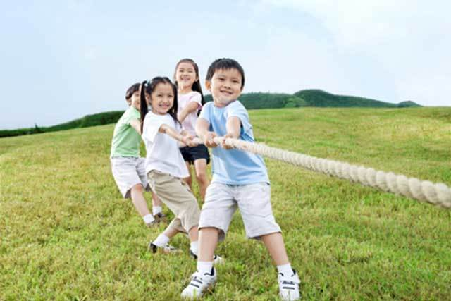 Nuôi dạy con tốt là chăm sóc phát triển khỏe mạnh